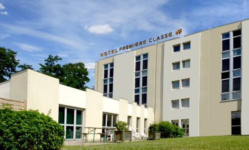 Premiere Classe Igny : Hotel near Bièvres