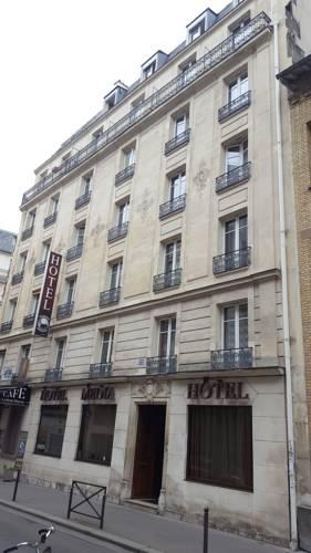 Hôtel Média : Hotel near Paris 13e Arrondissement