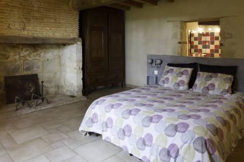 La Métairie du Clos Saint Louis : Bed and Breakfast near Sos