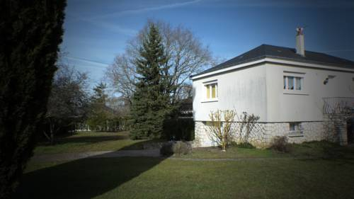 Clef Secrète : Guest accommodation near Pocé-sur-Cisse