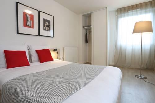 Apparteo Nancy : Guest accommodation near Nancy