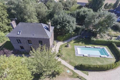 Gîte du champ de bataille : Guest accommodation near Villez-sur-le-Neubourg