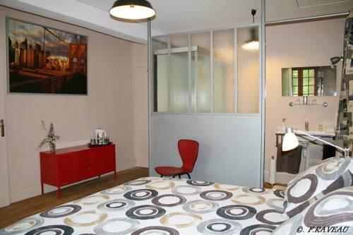 La Maison Bleue : Guest accommodation near Annay