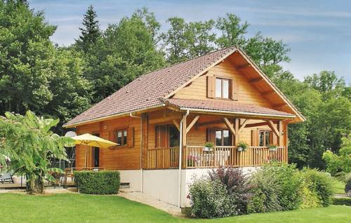 Holiday Home Sceau St. Angel Bateliere : Guest accommodation near Nontron