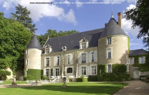 Château De Pray : Guest accommodation near Pocé-sur-Cisse