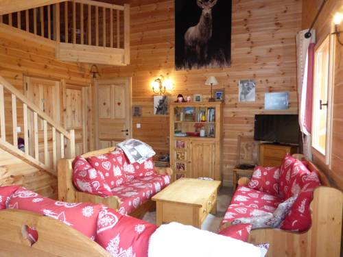 Chalet Le Villard : Guest accommodation near Faucon-de-Barcelonnette