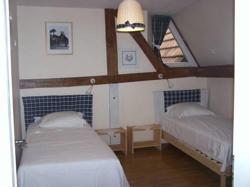 Maison d'hôtes Billmann : Guest accommodation near Salmbach