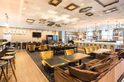 Gatsby Hotel Restaurant By Happyculture Chassieu