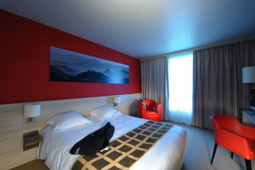 Hotel St Just St Rambert