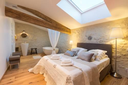 Gîte de Guerry : Guest accommodation near Baleyssagues