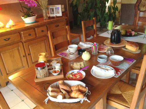 Le Bourg d'Aunou : Bed and Breakfast near Aunou-sur-Orne