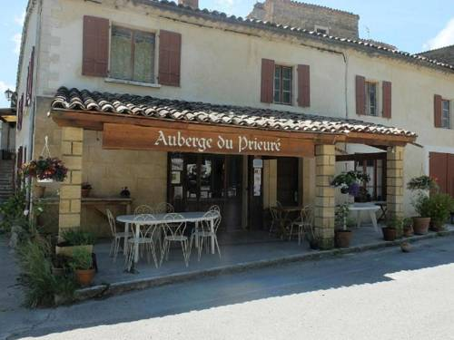 Auberge du prieure : Guest accommodation near Montjay