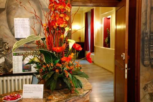 Royal Hôtel : Hotel near Angers