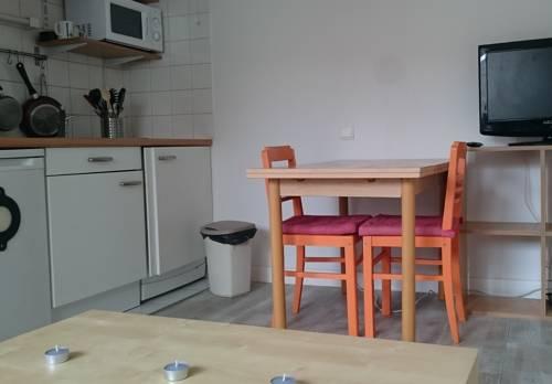 Appartement Studio Saint Nazaire Centre entre Marche et Gare : Hotel near Loire-Atlantique