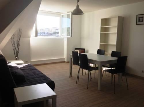 Vue Pleine Mer T3 : Apartment near Audierne