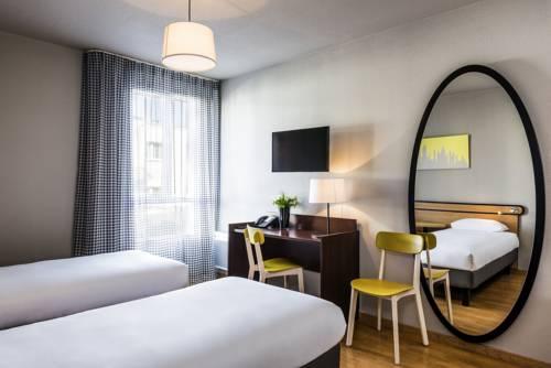 Aparthotel Adagio Access Paris Vanves - Porte de Châtillon : Guest accommodation near Vanves