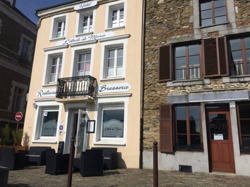 L'etoile De Marie : Hotel near Revin