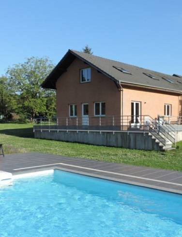 La maison du lac : Guest accommodation near Rocroi