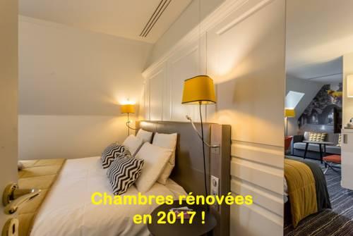 Hotel De Bourbon Grand Hotel Mercure Bourges : Hotel near Bourges