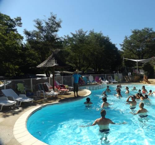 Sun Camping : Guest accommodation near Sampzon