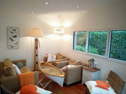 Un Air de Vacances : Guest accommodation near Plougastel-Daoulas