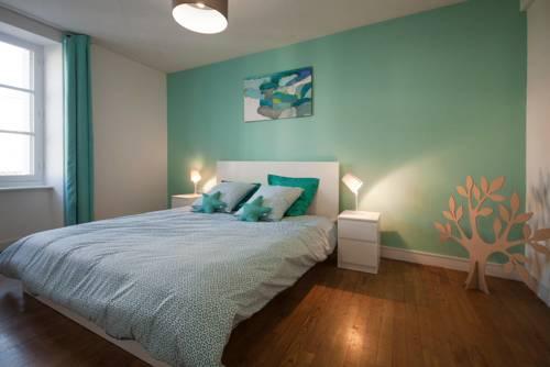 Appart PP : Apartment near Douarnenez