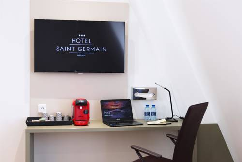 Hôtel Le Saint Germain : Hotel near Bondy