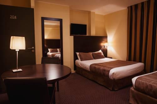 Astrid : Hotel near Caen