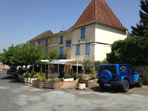 Hotel Restaurant La Bastide Villefranche Du Perigord