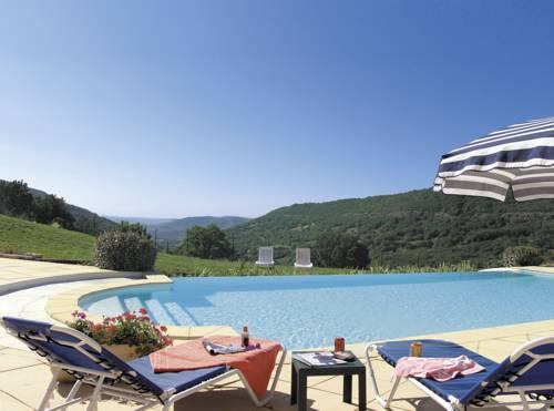 La Mere Biquette : Hotel near Saint-Martin-sur-Lavezon