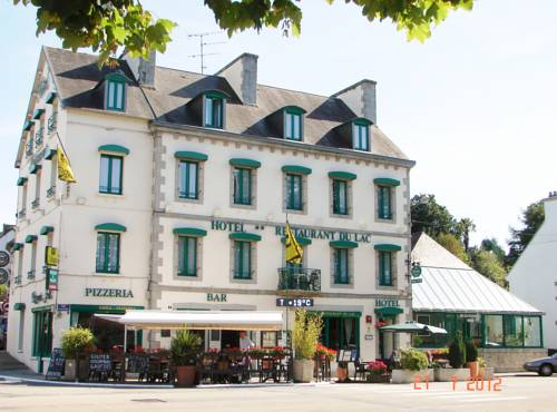 Hôtel du Lac : Hotel near Brennilis