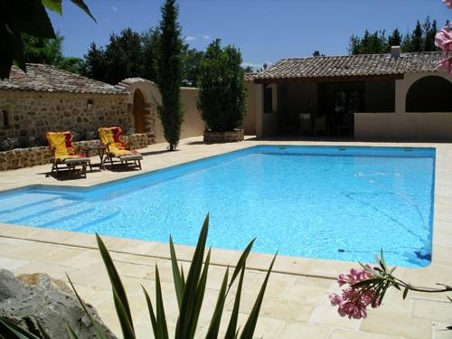 La Mazerie : Apartment near Laurac-en-Vivarais