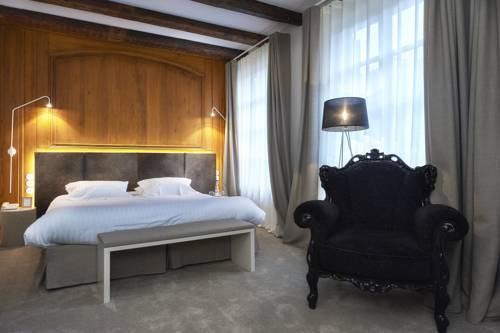 La Maison Des Têtes : Hotel near Colmar