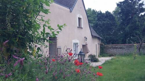 Ker Dame Marie : Guest accommodation near Saint-Aubin-de-Luigné