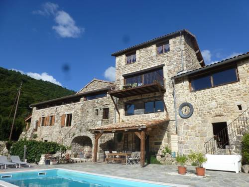 Entre Deux : Guest accommodation near Aizac