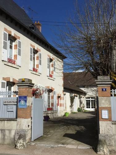 Le Clos Tilia : Bed and Breakfast near Mareau-aux-Prés