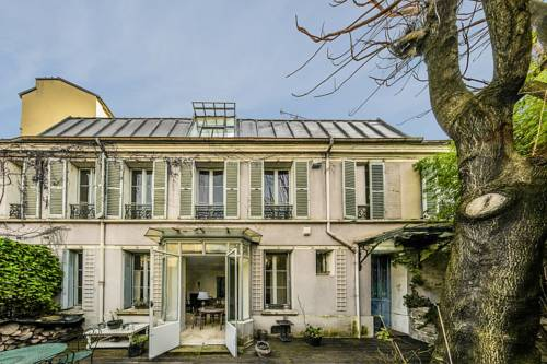 Havre de Paix : Guest accommodation near Aubervilliers