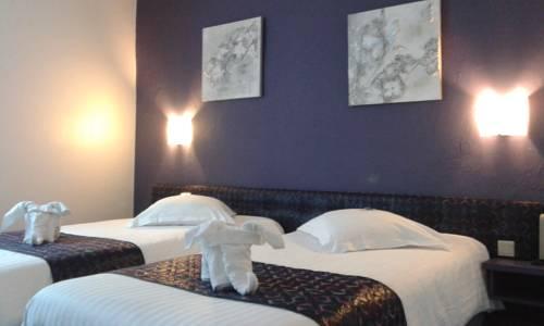 Hôtel de Biarritz : Hotel near Le Vernet