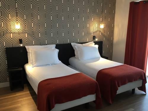 Les Coquilles : Hotel near Palavas-les-Flots