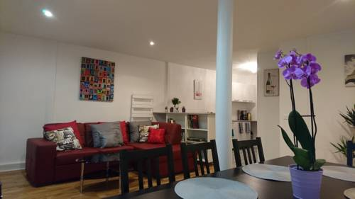 Charming Flat in Paris - Villette : Apartment near Aubervilliers
