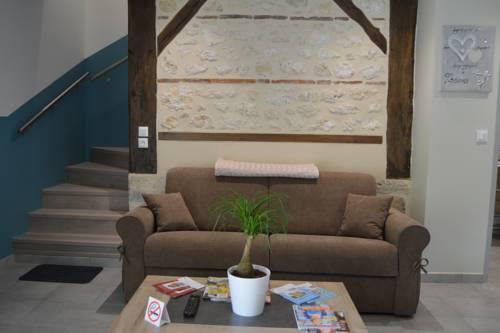 Le Coteau de Bazeille : Guest accommodation near Jusix
