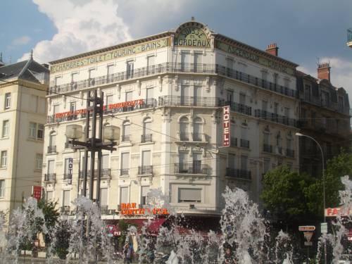 Suisse et Bordeaux : Hotel near Grenoble