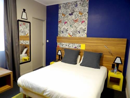 Best Western Hotel De Paris : Hotel near Mayenne