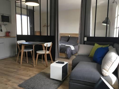 Appartement Les Rochelais : Apartment near La Rochelle