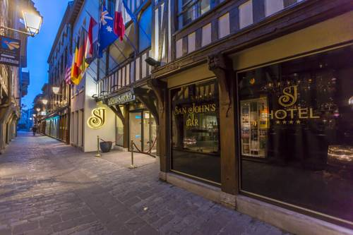 Hotel Relais Saint Jean Troyes : Hotel near Troyes