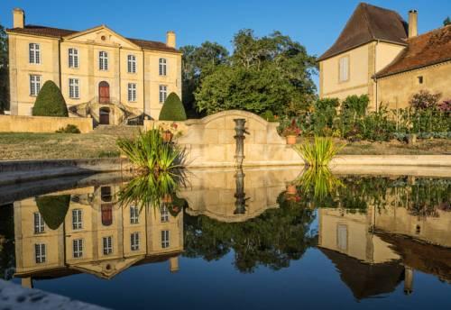 La Dépendance du Château : Guest accommodation near Riscle