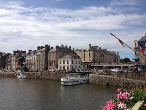 Le Duplex des Eclusiers : Apartment near Allaire