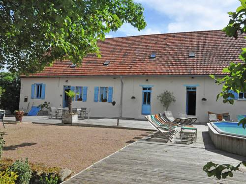 Domaine Les Barreaux Wellness : Guest accommodation near Thionne