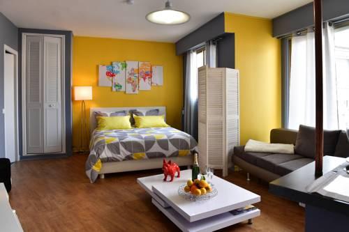 ZenBreak - San Severina : Apartment near Menton
