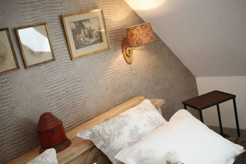 Ker Ar Men : Bed and Breakfast near Trézény